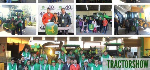 collage tractorshow agricola construccion ipesa