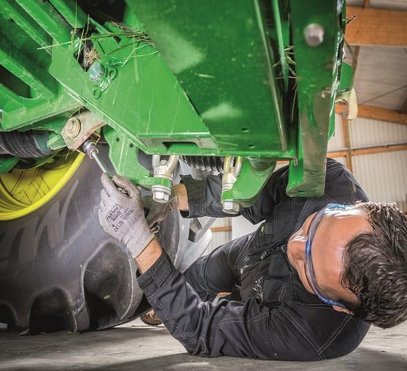 servicio talleres mantenimiento maquinas equipos ipesa